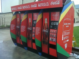 Coca Cola drinks banks